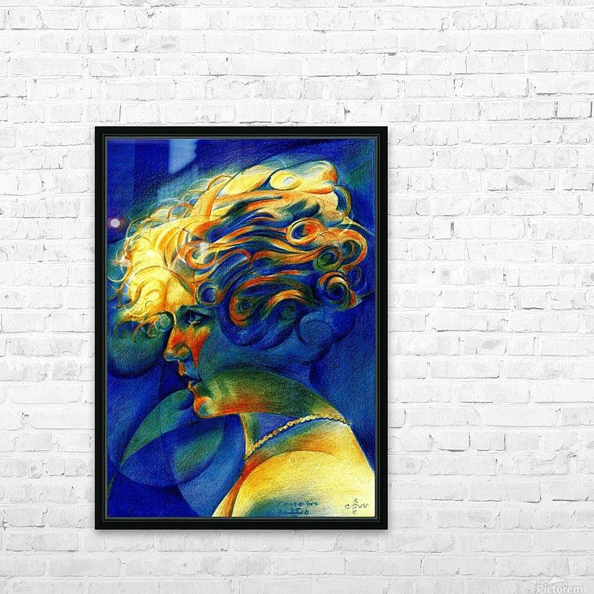 Sans titre - 25-10-16 HD Sublimation Metal print with Decorating Float Frame (BOX)