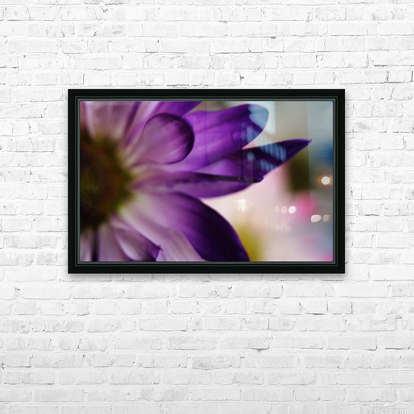 FPS-0002 HD Sublimation Metal print with Decorating Float Frame (BOX)
