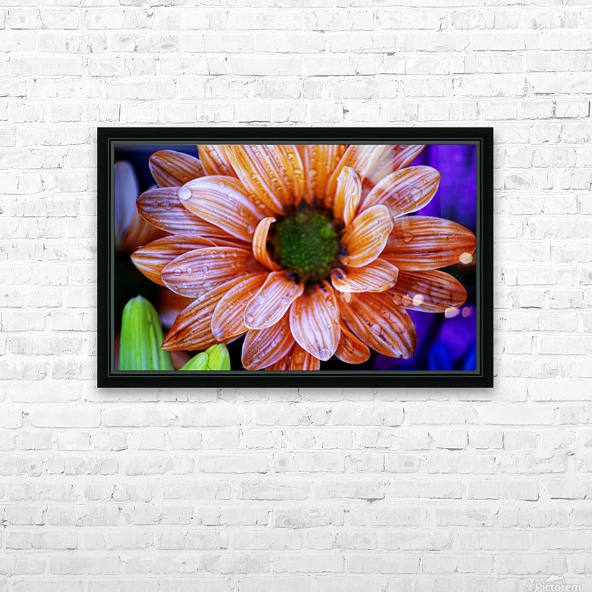 FPS-0058 HD Sublimation Metal print with Decorating Float Frame (BOX)