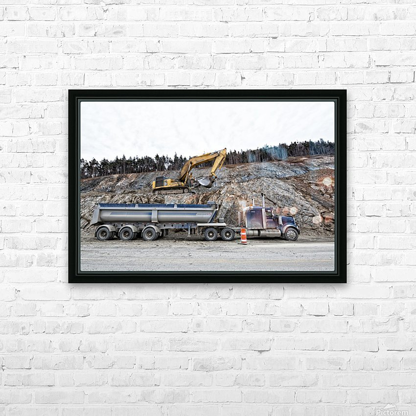 Loading HD Sublimation Metal print with Decorating Float Frame (BOX)