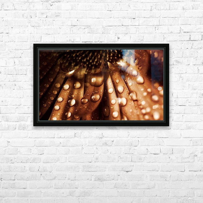FPS-0079 HD Sublimation Metal print with Decorating Float Frame (BOX)