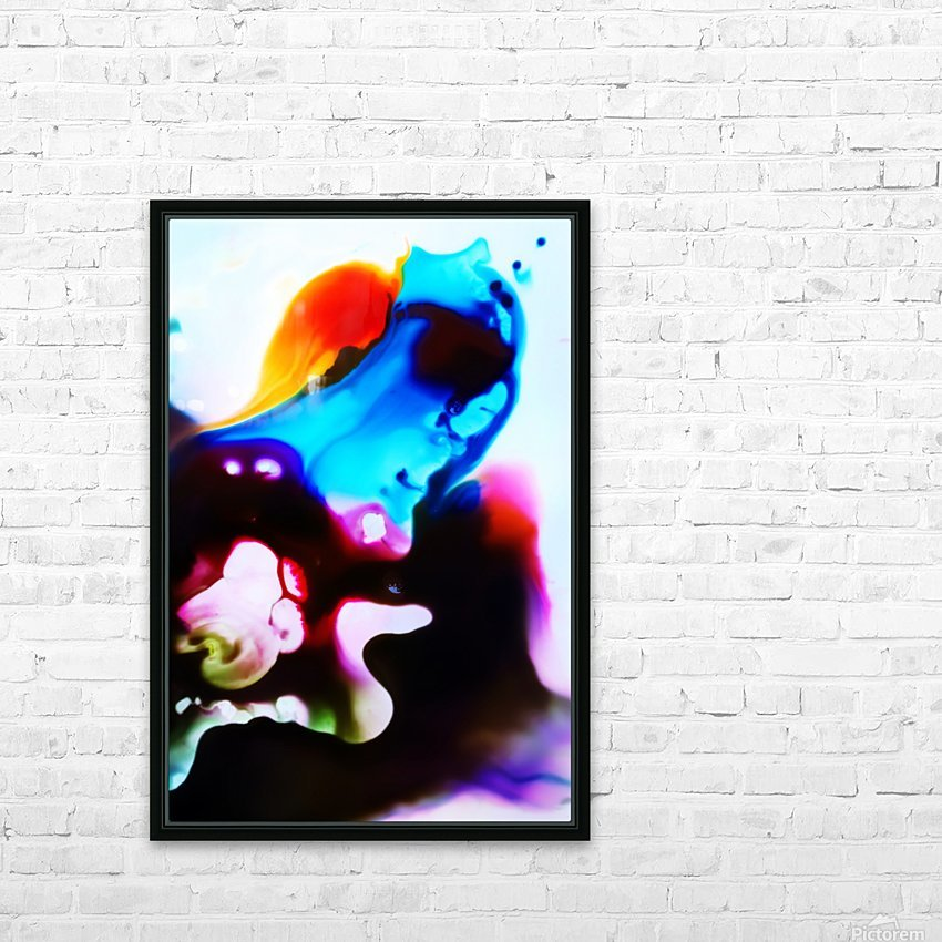 MPS-008 HD Sublimation Metal print with Decorating Float Frame (BOX)