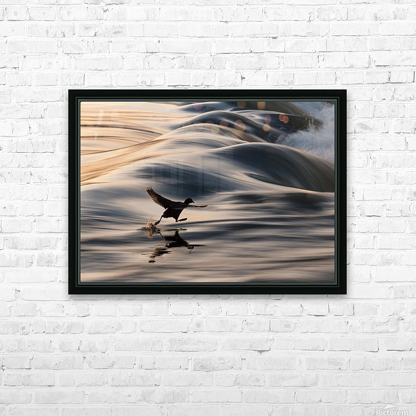 I Believe I Can Walk HD Sublimation Metal print with Decorating Float Frame (BOX)