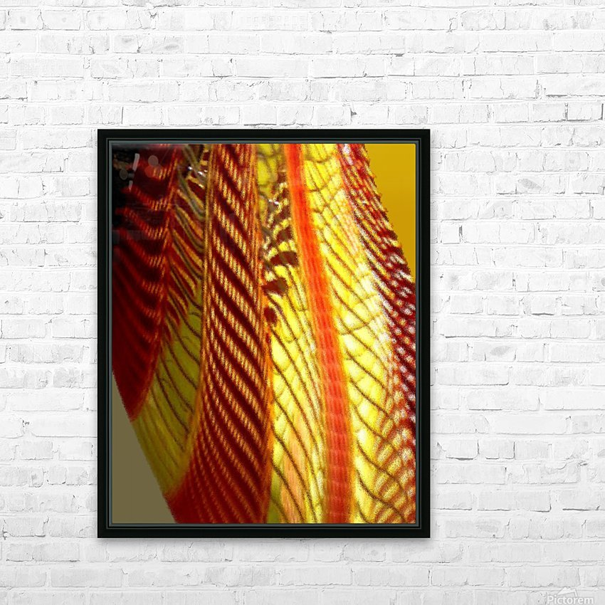 Dragon Wing HD Sublimation Metal print with Decorating Float Frame (BOX)
