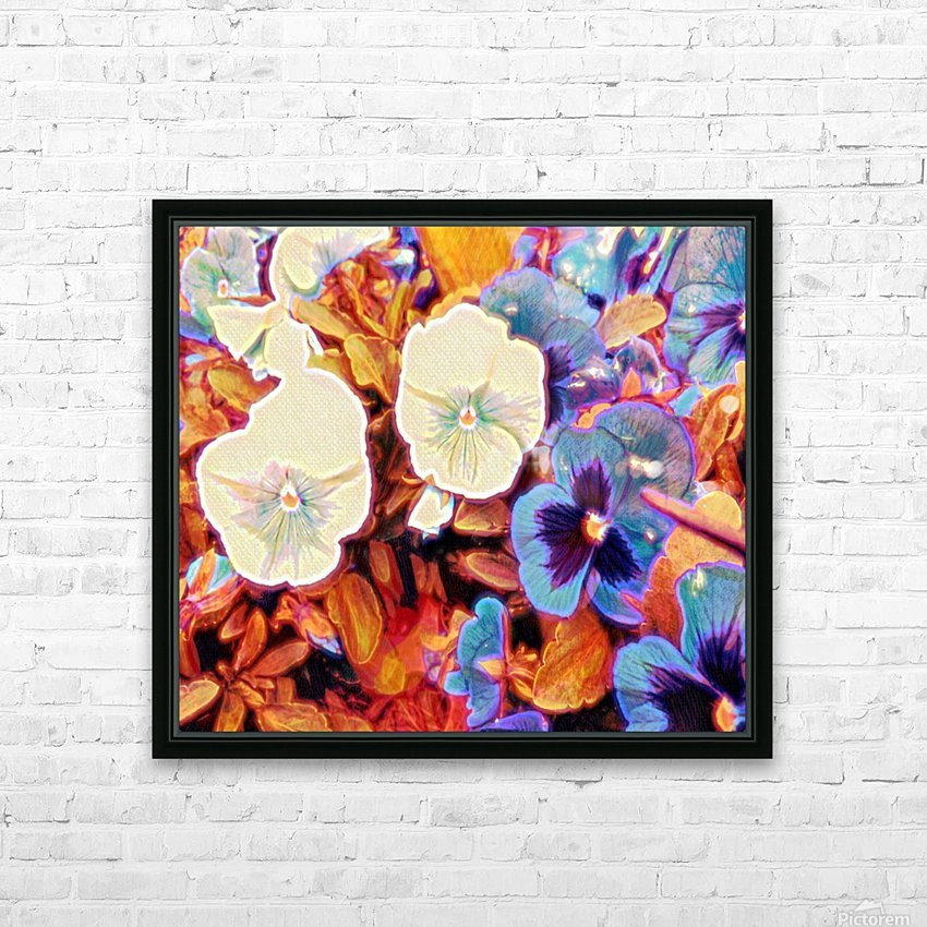 tuesdays HD Sublimation Metal print with Decorating Float Frame (BOX)