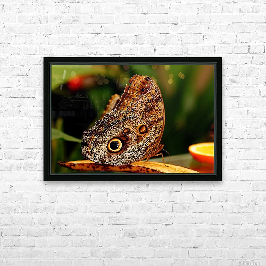 Morph HD Sublimation Metal print with Decorating Float Frame (BOX)