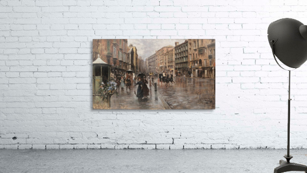 Napoli, Via Toledo
