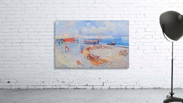 Beach of Mergellina
