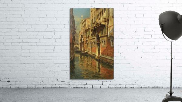 Shining morning in Venice