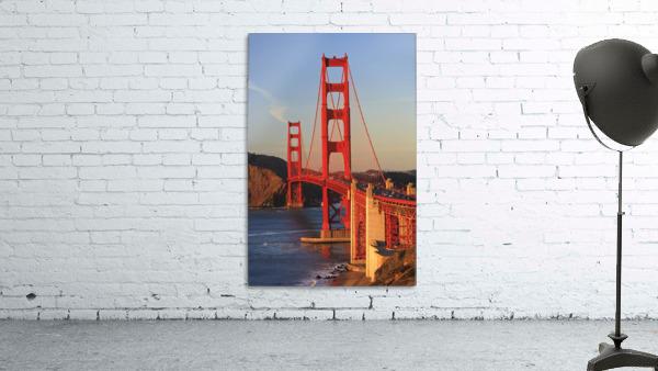 Golden Gate Bridge; San Francisco, California, United States of America