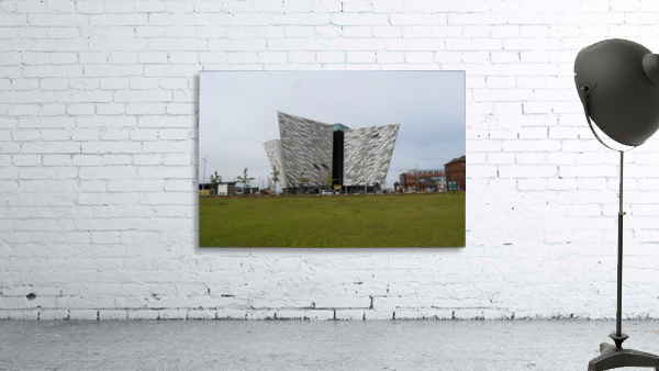 THE TITANIC MUSEUM, BELFAST