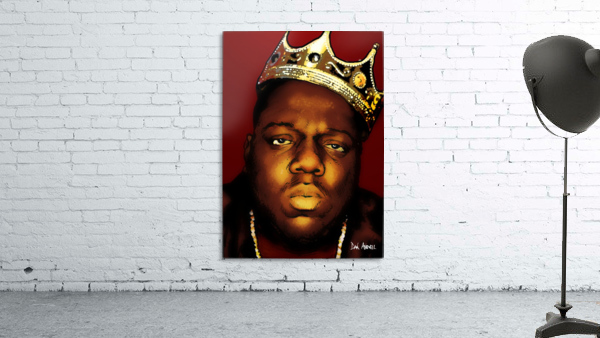 Biggie Smalls aka Notorious B.I.G