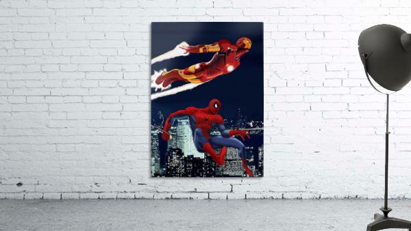 Marvel: Iron Man & Spider-Man