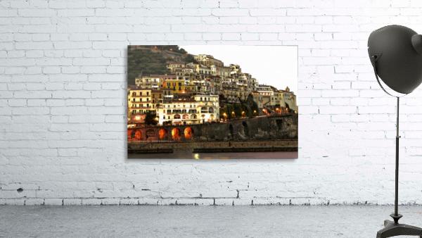 Amalfi Village  Landscape - Italy