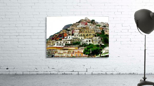 Positano Village in Amalfi Coast - Italy