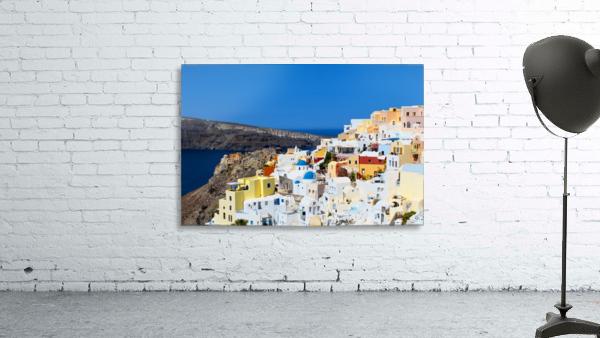 Santorini Landscape - Greece