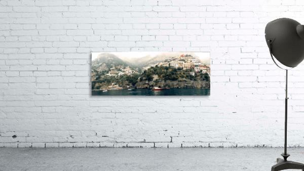 Panoramic Positano - Amalfi Coast - Italy