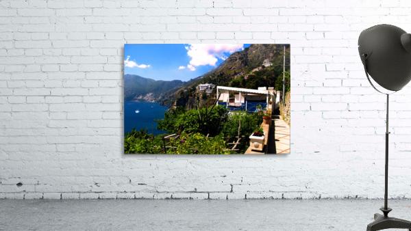 Amalfi Coast Landscape - Italy