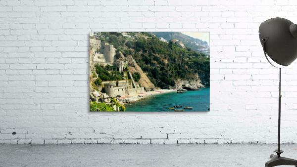 Amalfi Coast Beach - Italy