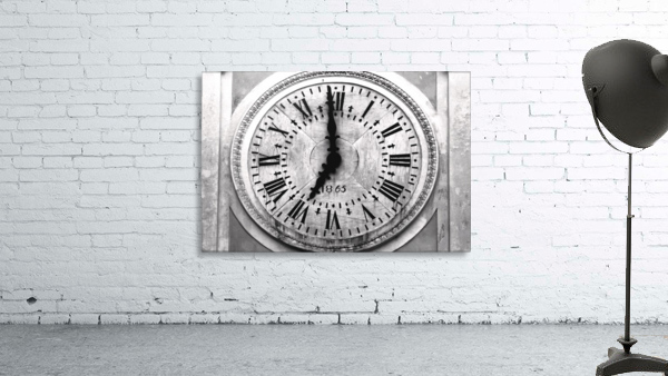 The Old Church Clock