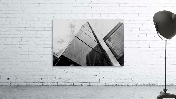 London Skyscraper III - Black and White