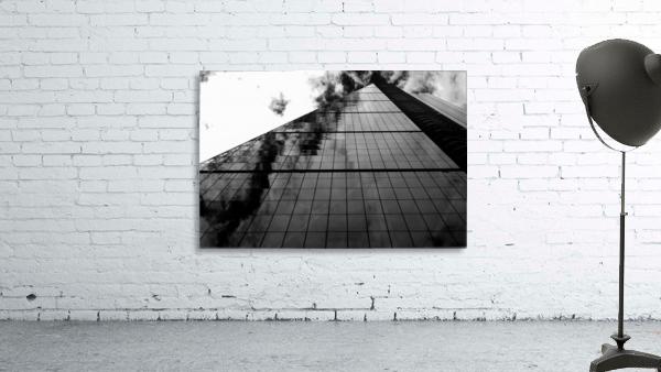 London Skyscraper II - Black and White