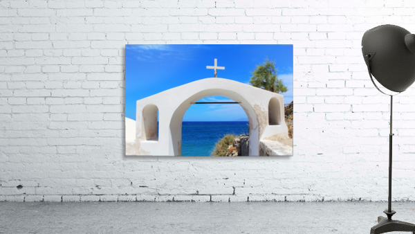 The Arch - Santorini Island
