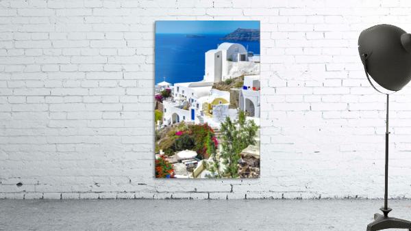 Portrait - Beautiful Village