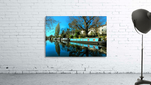 River and Boats - London