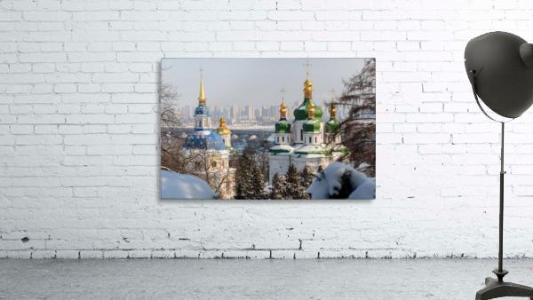 Vydubitskii Monastery in Kyiv
