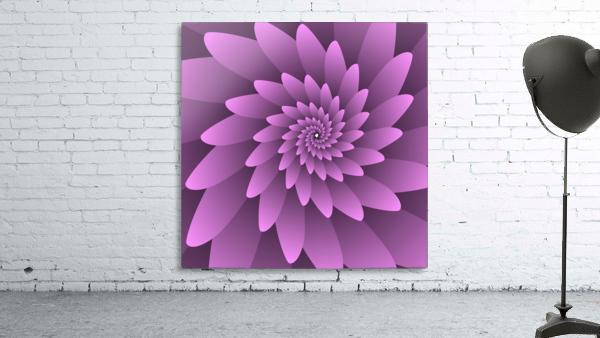 3D Floral Modern Artwork