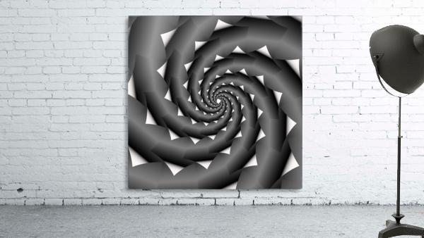 3d Abstract Spiral Design