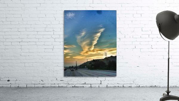 Cloud Whirlwind, California
