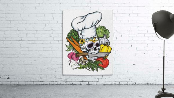 Dia de los Muertos Chef