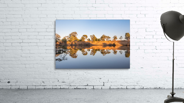 Reflections on the Murray River