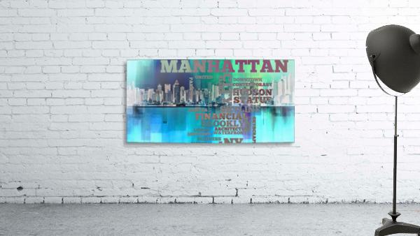 Manhattan harbor