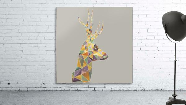 Deer mosaic