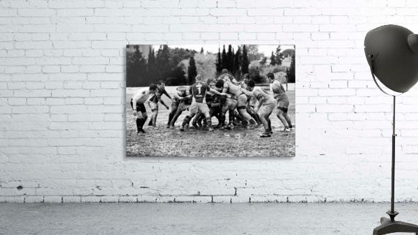 Rugby Mêlée