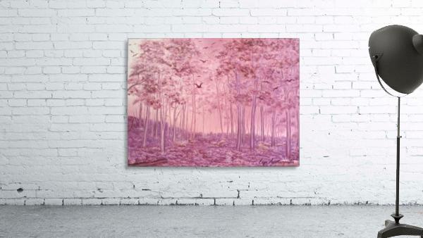 Pink Woods