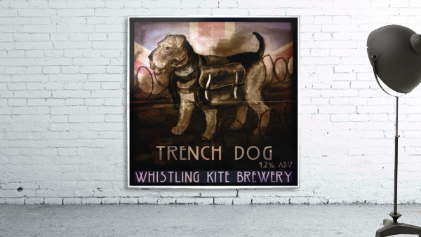 Whistling Kite Brewery: Trench Dog