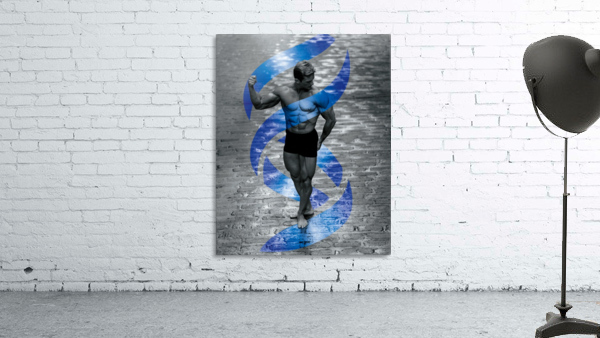 Cobble-Stone Physique with EAS DNA swirl