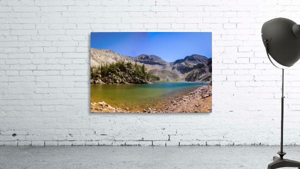Lake Agnes CO - Glacial Lake