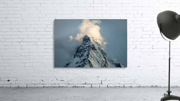 Matterhorn Glow Blue