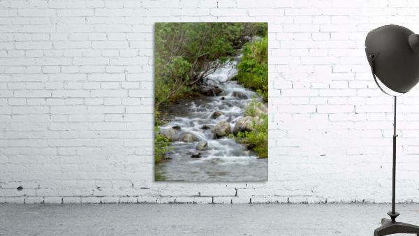Beautiful Waterfall Picture in Alaska