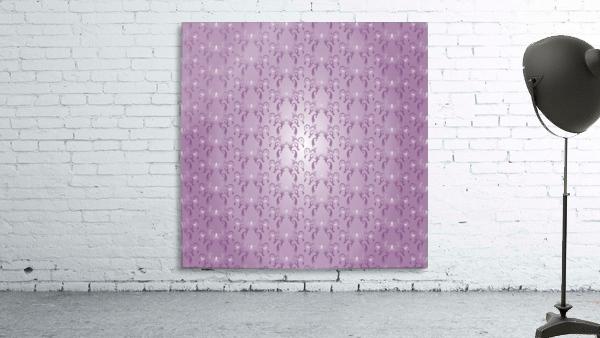 Ornamental Pink Artwork