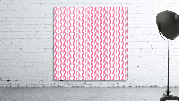 Pink Seamless Pattern Artwork