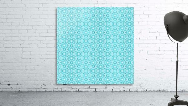 Islamic Blue Art