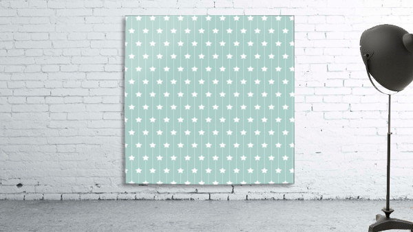 Star Seamless Pattern Art