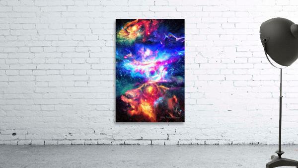 Colorful Galaxy