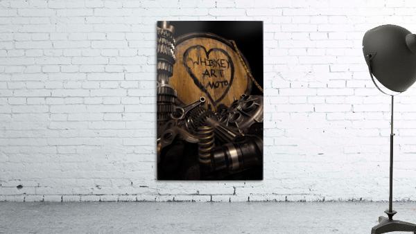 Whiskey Art Moto